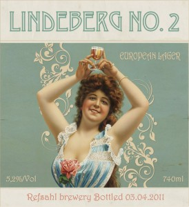 Lindeberg No. 2 - 740ml