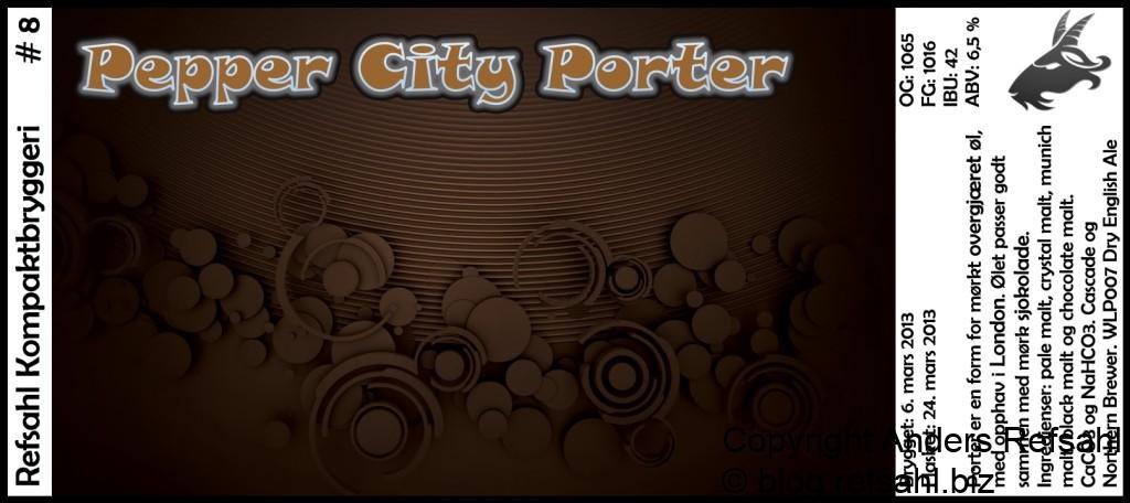 #8 RKB Porter