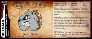 RKB 018 Angry Bulldog
