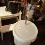 Vørtertempteratur overvåkes med Thrumometer
