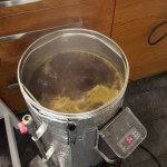 Rullende kok, 3,5 til 4 liter avdamping på 60 minutter